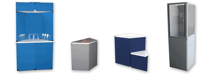 Superlite is super versatile for desks counters and displays
